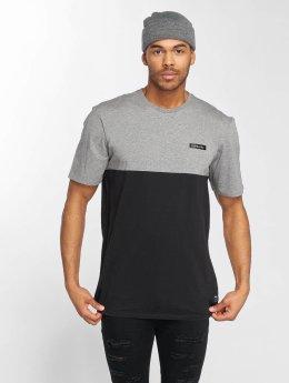 Supra T-Shirt Block grau
