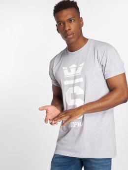 Supra T-Shirt Champ grau