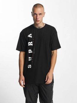 Supra T-Shirt Heritage noir