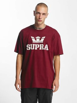 Supra T-Shirt Above rot