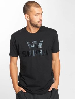 Supra T-Shirt Above schwarz