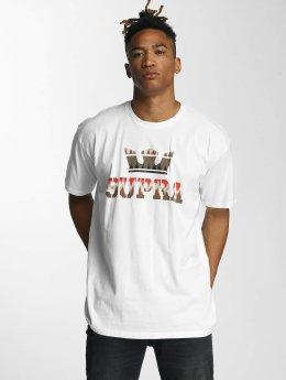 Supra T-Shirt Above weiß