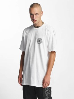Supra T-Shirt Geo Regular weiß