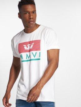 Supra T-Shirt Crown Jewel weiß