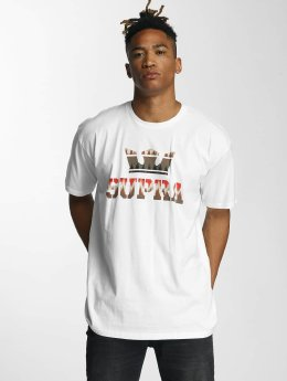 Supra T-shirts Above hvid
