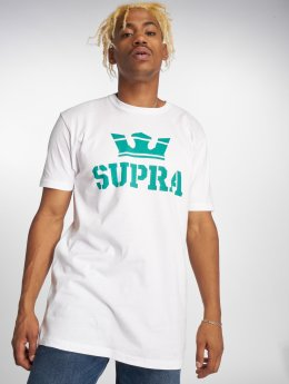 Supra T-Shirty Above bialy