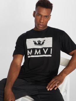 Supra T-Shirty  Crown Jewel czarny