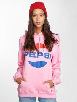 Sweet SKTBS Bluzy z kapturem Pepsi pink