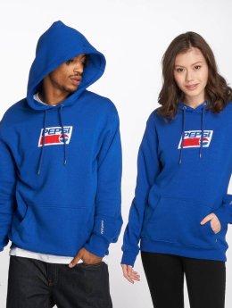 Sweet SKTBS Hoodies SKTBS Pepsi Can Logo modrý