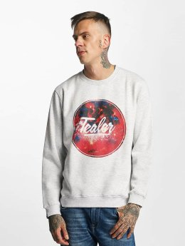 Tealer Sweat & Pull Rond Galaxy gris