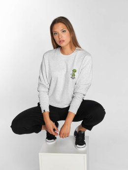 Tealer Sweat & Pull Earth Sucks gris