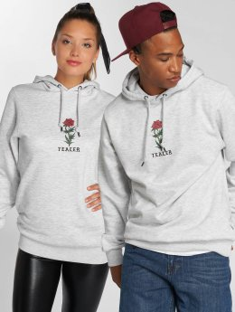 Tealer Sweat capuche In Peace We Trust gris