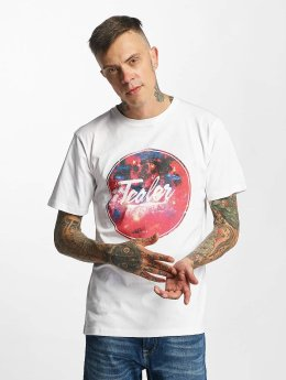Tealer t-shirt Rond Galaxy wit