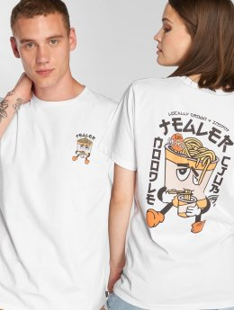 Tealer t-shirt Noodle Club wit