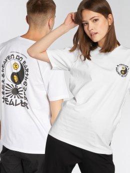 Tealer T-shirts Heaven hvid