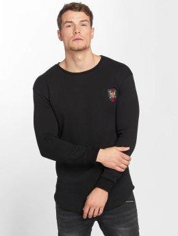 Terance Kole Pullover Dublin schwarz