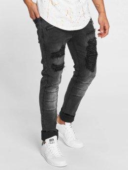 Terance Kole Straight Fit Jeans Benno schwarz