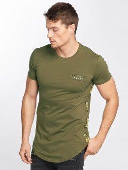Terance Kole T-Shirt Amsterdam grün