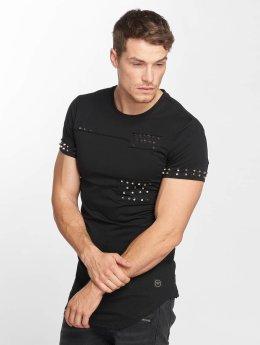 Terance Kole T-Shirt Rivets noir