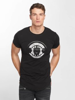 Terance Kole T-Shirt Riga noir