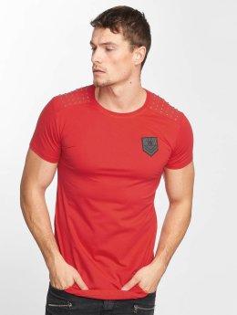 Terance Kole t-shirt Budapest rood