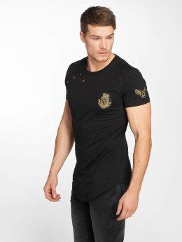 Terance Kole T-Shirt Cathédrale Notre-Dame schwarz