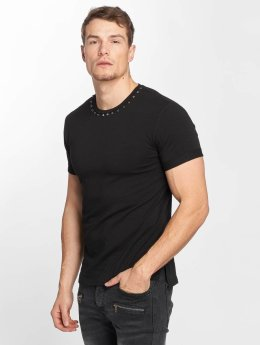 Terance Kole T-Shirt Rivets schwarz
