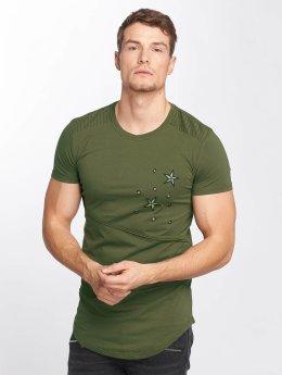 Terance Kole T-Shirt London vert