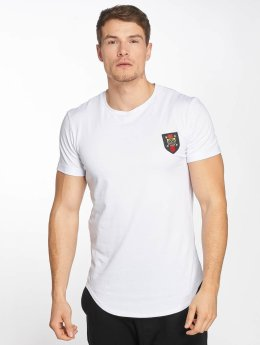 Terance Kole T-Shirt Moskau weiß