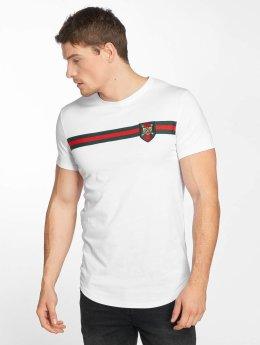 Terance Kole T-Shirt Cathédrale Saint-Christophe weiß
