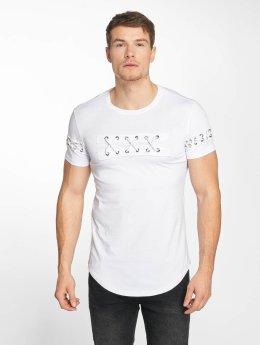 Terance Kole T-Shirt Cathédrale Sainte-Cécile weiß