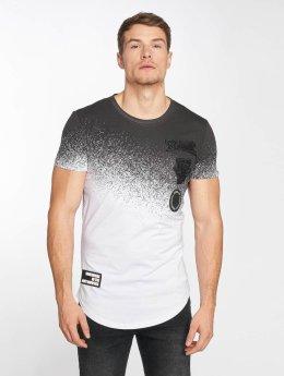 Terance Kole T-Shirt Cathédrale Saint-Lazare weiß