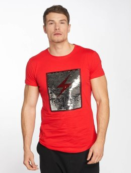 Terance Kole T-Shirty Cathédrale Saint-François-de-Sales czerwony
