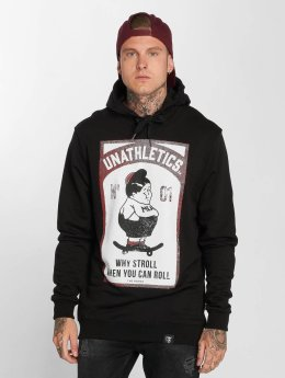 The Dudes Hoody Fat Boy zwart