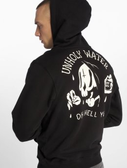 The Dudes Hoody Unholy Water zwart