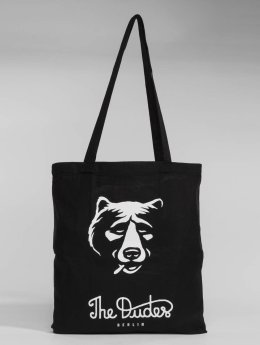 The Dudes Pouch Smoking Bear black