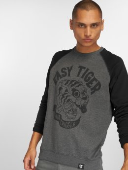The Dudes Sweat & Pull Easy Tiger noir