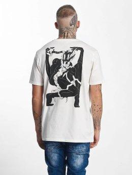 The Dudes T-paidat Foe valkoinen