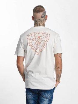 The Dudes T-Shirt Recruiter blanc