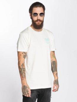 The Dudes T-Shirt Dolphin blanc