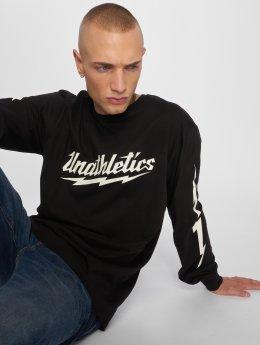 The Dudes T-Shirt manches longues Bolt noir