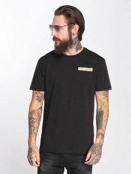 The Dudes T-Shirt Bacon Cheese Burgers noir