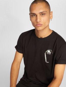 The Dudes T-Shirt Coffin noir
