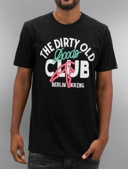 The Dudes T-Shirt Dirty Doods schwarz