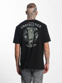 The Dudes T-Shirt Stroll schwarz