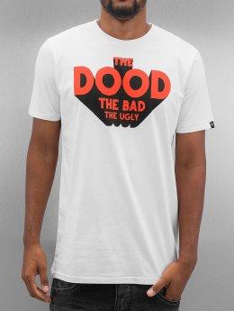 The Dudes T-Shirt  Bad Dood  weiß