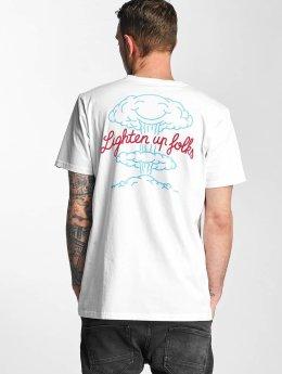 The Dudes T-Shirt Lighten Up weiß