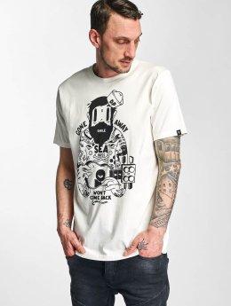 The Dudes t-shirt Captain wit
