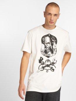 The Dudes t-shirt Meat Portrait wit