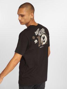 The Dudes t-shirt Dirty Melody  zwart
